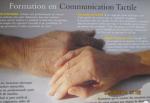 communication tactile